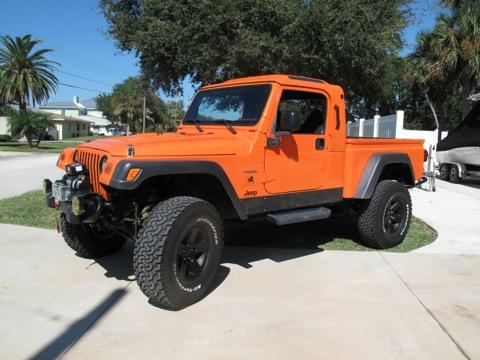 Jeep Brute For Sale >> Jeep OJ Brute