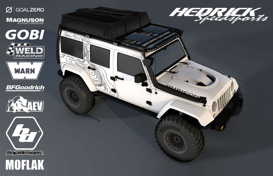 Jeep Rubicon Xpo